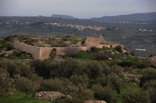 Σκιλούς, Καλλονή Κρήτης, ενετικό φρούριο, κάστρο