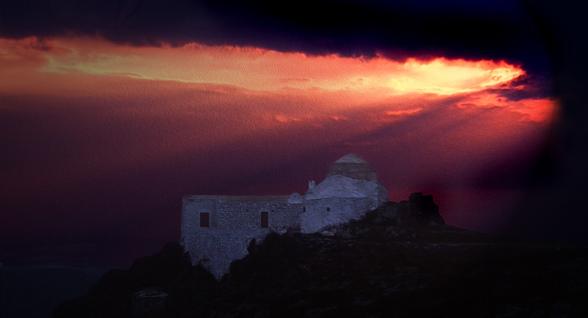 Κύθηρα, Άγιος Γεώργιος στο βουνό